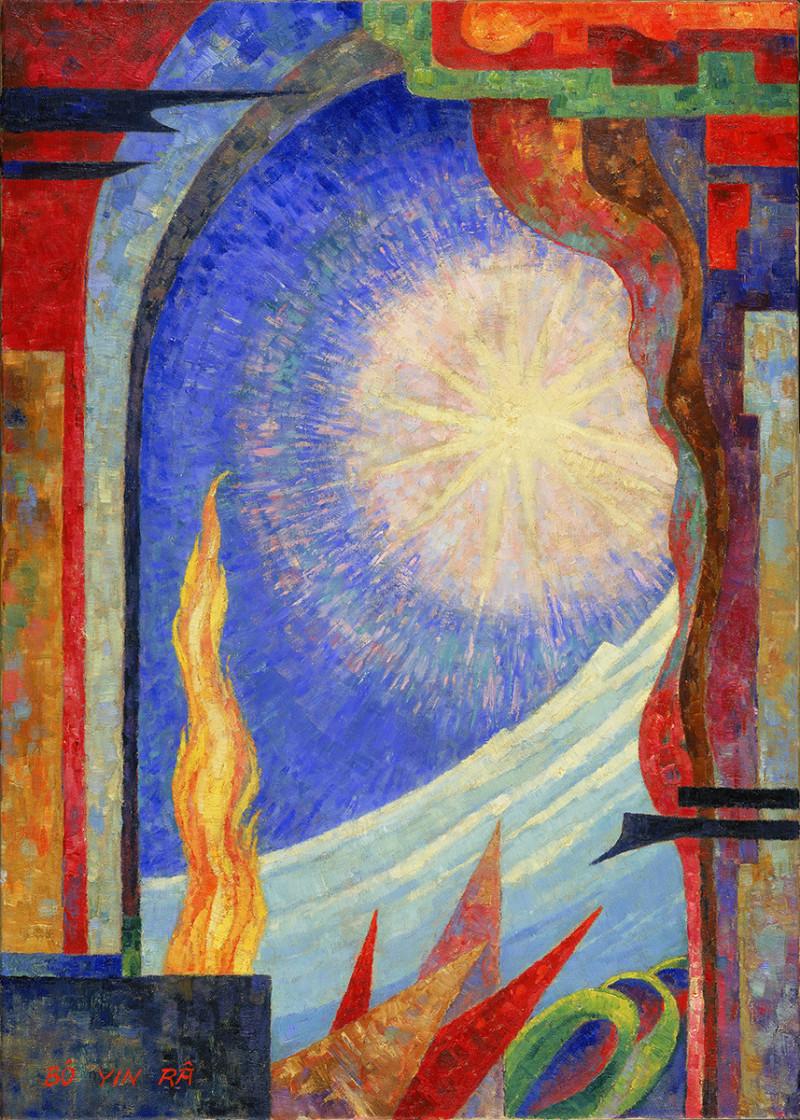 Bô Yin Râ: Begegnung im Licht