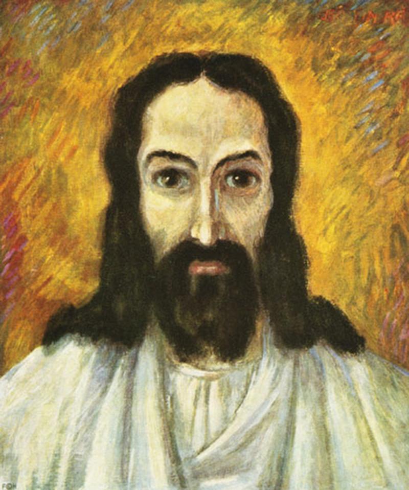 8 Kunstkarten Jesus