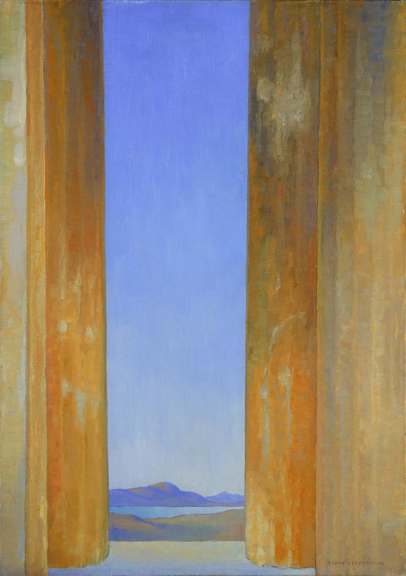Bô Yin Râ: Säulen des Parthenon